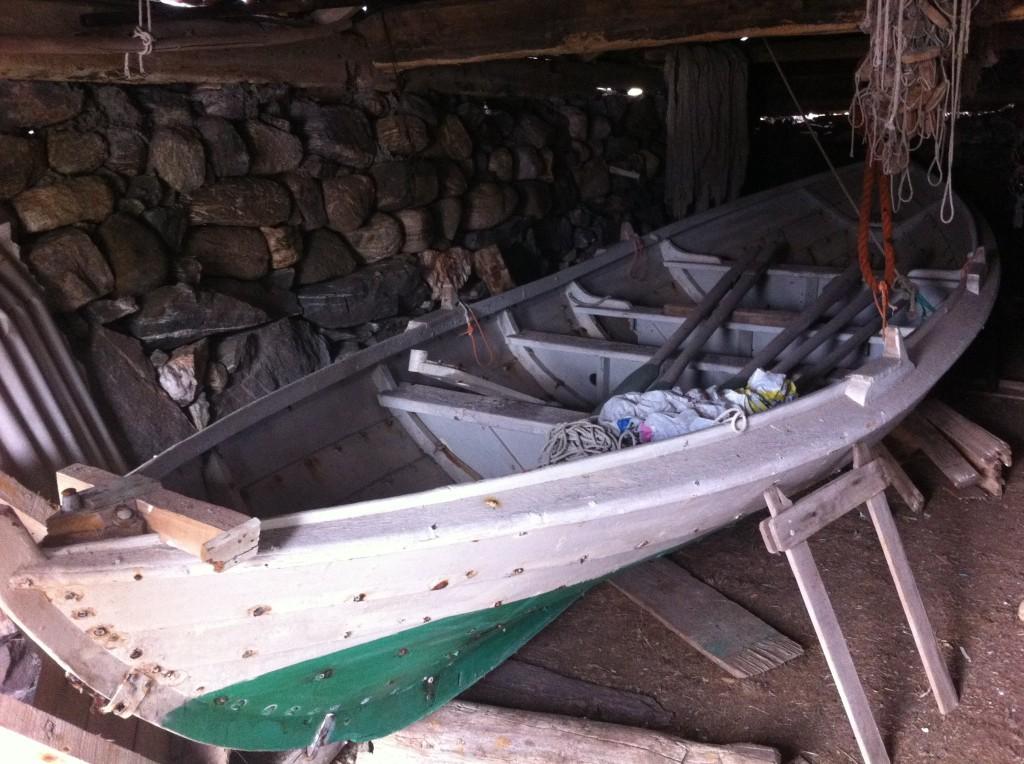 Båten til plankefrue