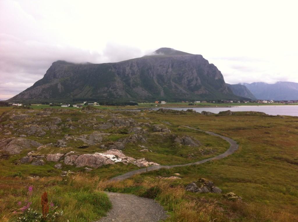 Kyststien på Farstad
