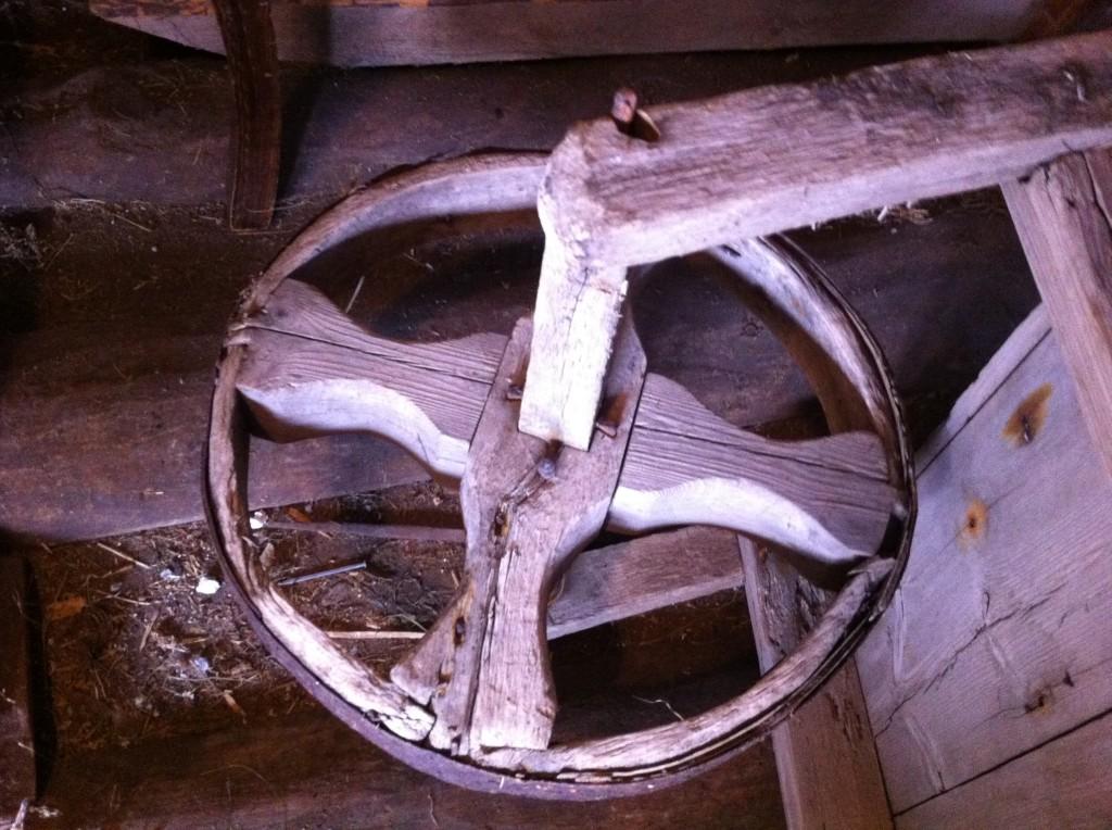 Når er hjulet fra