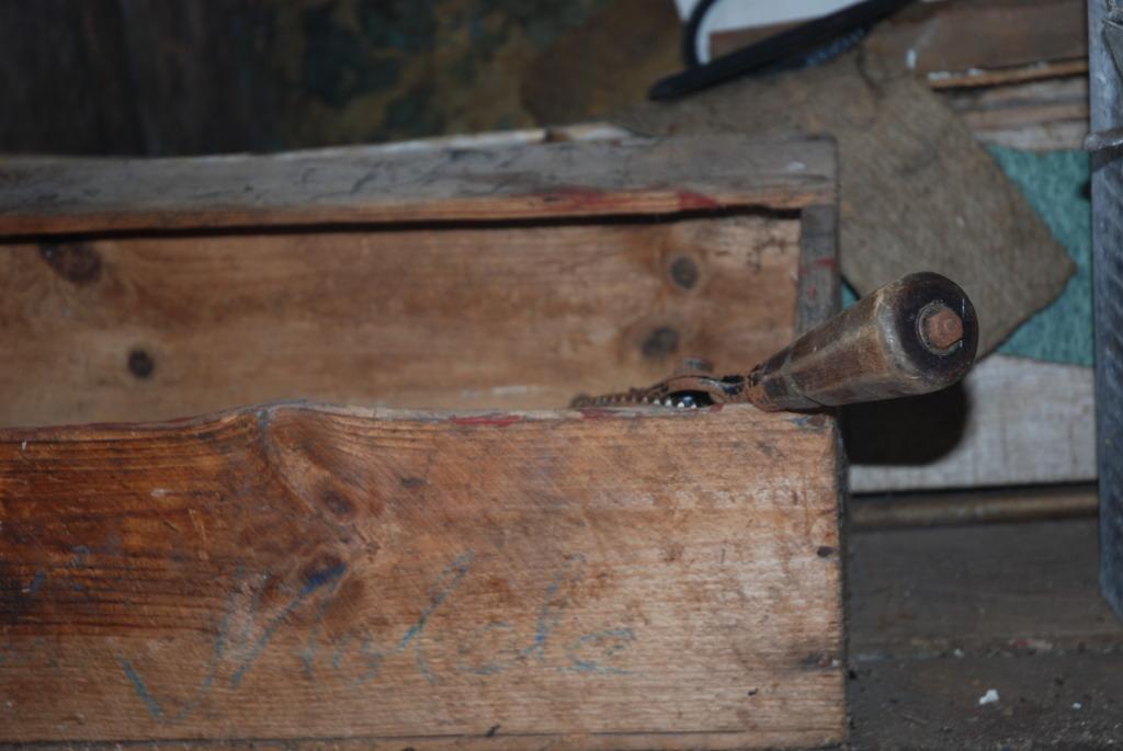 Plankefrues gamle trekasser