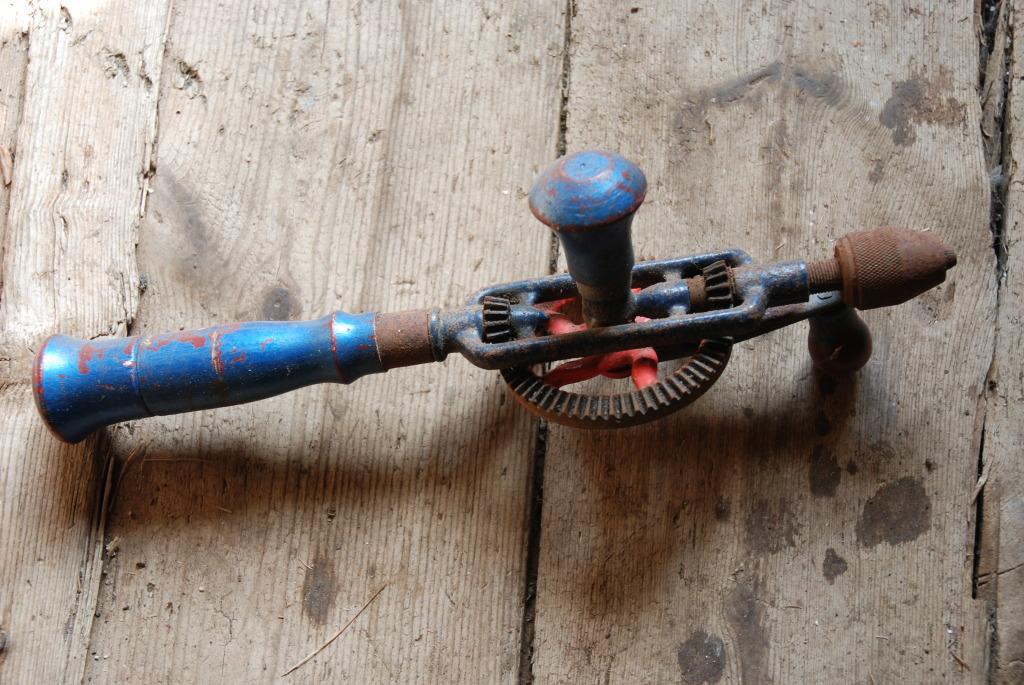 Drill hos Plankefrue
