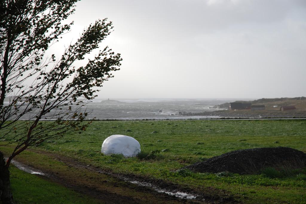 Stormen på Hustadvika