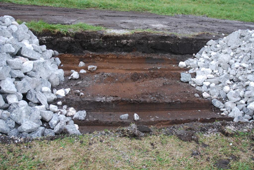 Grave dypt hos Plankefrue