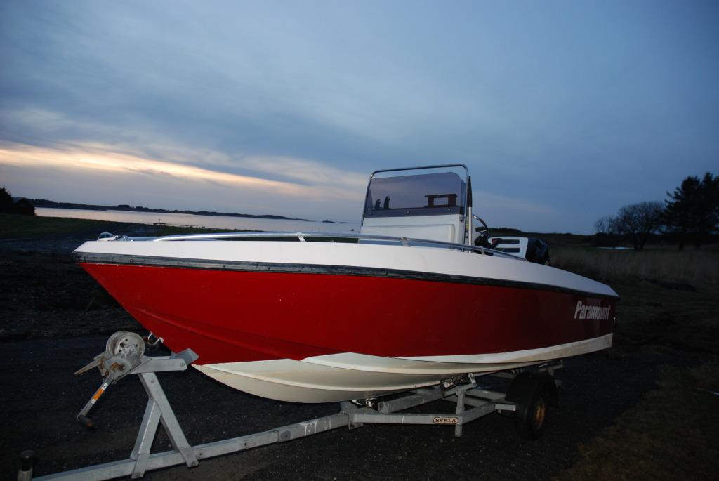 Plankefrues båt