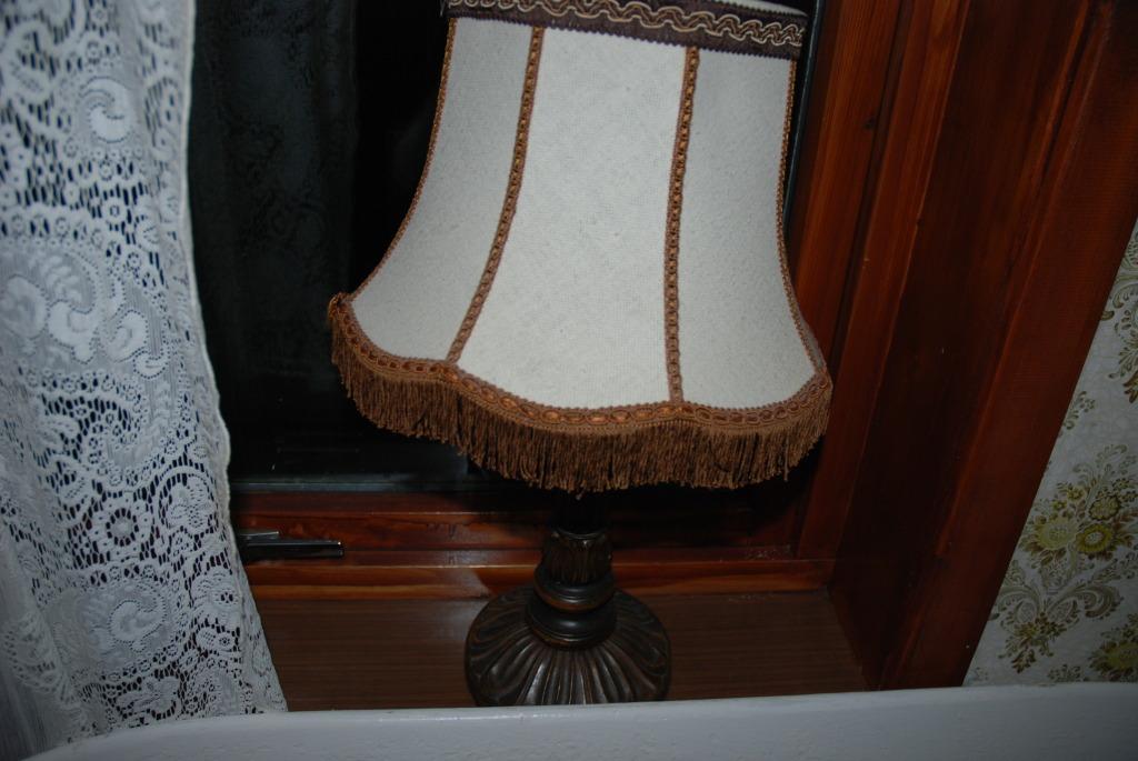 Lampe hos Plankefrue