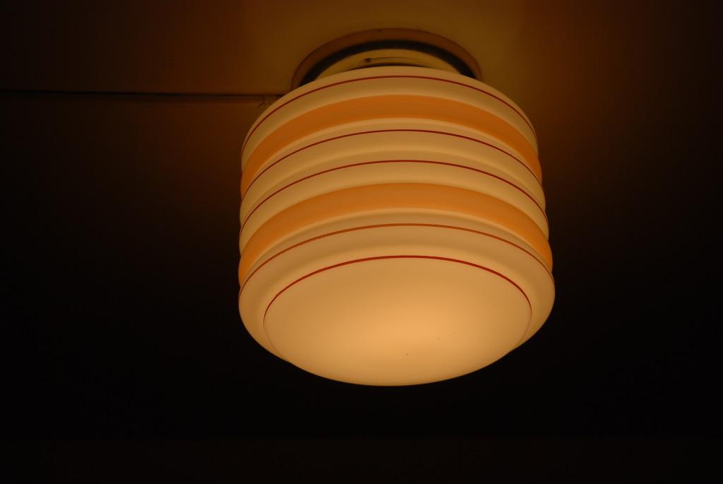 surrete lampe hos Plankefrue